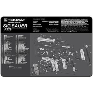 TekMat Sig Sauer P229 Gun Cleaning Mat Neoprene