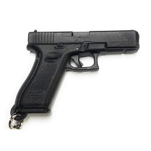 Mini GLOCK Gen 3 G17 Handgun Key Chain