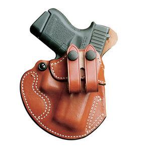 DeSantis Cozy Partner IWB Holster S&W M&P Shield 45 Tan Leather