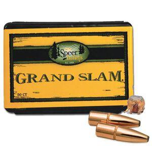 """Speer .338 Caliber .338"""" Diameter 250 Grain Grand Slam Soft Point Bullet 50 Count 2408"""
