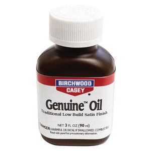Birchwood Casey Genuine Oil Gun Stock Finishing 3 Fluid Ounce Bottle