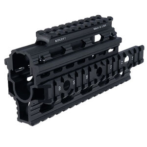 Leapers UTG AK-47 Yugo Quad Rail Handguard Two Piece Aluminum