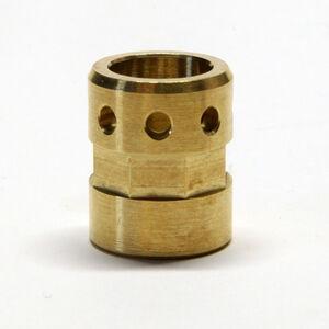 """LongShot Mini-Brake 1/2""""-28 for Chiappa Little Badger Polished Brass"""