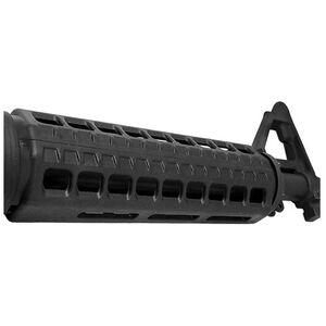Ergo Grip AR-15 2-Piece Drop In Carbine Length Hand Guard M-LOK Polymer Black