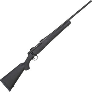 "Mossberg Patriot Synthetic .350 Legend Bolt Action Rifle 22"" Barrel 4 Rounds Synthetic Stock Matte Blued Finish"