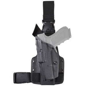 Safariland 6355 ALS Tactical Holster Fits Beretta 92FS/M9 Left Hand Hardshell STX Tactical FDE Brown