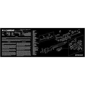"""TekMat """"M1 Carbine"""" Armorers Bench Mat 12""""x36""""x1/8"""" Neoprene 36- M1CARB"""