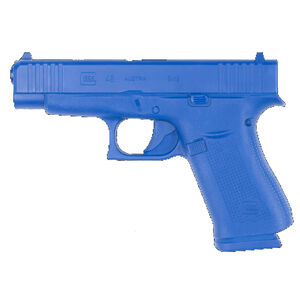 Rings Blue Training Guns GLOCK 48 Non-Weighted Polymer Blue