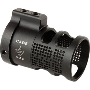 Aero Precision AR-15 VG6 CAGE Device Steel Black