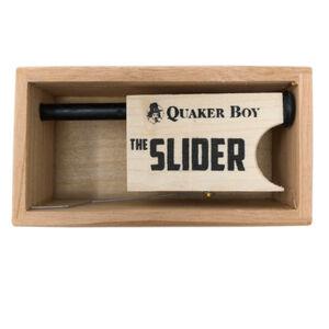 Quaker Boy The Slider Turkey Box Call