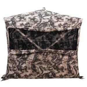 Bog Gear Grave Digger Ground Blind 600D Polyester Mossy Oak Terra Camo