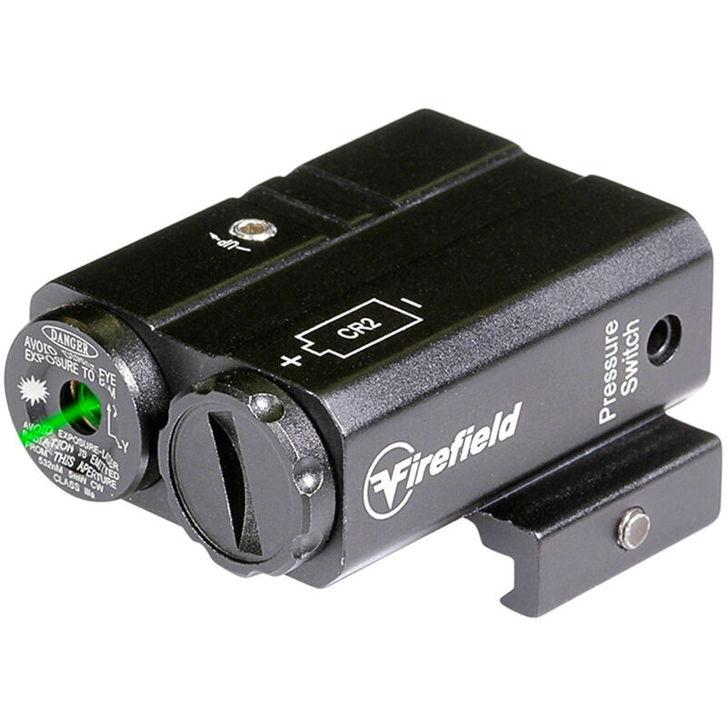 Firefield Charge AR Green Laser FF25007