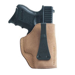 Galco USA Inside-the-Pants Holster S&W J-Frame Right Hand Leather Natural USA158