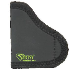 Sticky Holsters Pocket Holster Small Autos/Derringers Ambidextrous Nylon Black SM-4