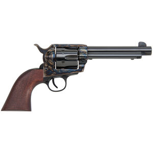 """Traditions Frontier Series 1863 Single Action Revolver .45 Long Colt 5.5"""" Barrel 6 Rounds Case Hardened Finish Walnut Grips"""