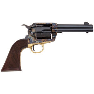 "E.M.F. Great Western II Californian Revolver 357 Mag 4.75"" Barrel 6 Rounds Case Hardened Frame Walnut Grips Blued"
