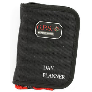 G Outdoors Inc Small Day Planner Discreet Carry Holster Nylon Black D806PCLB
