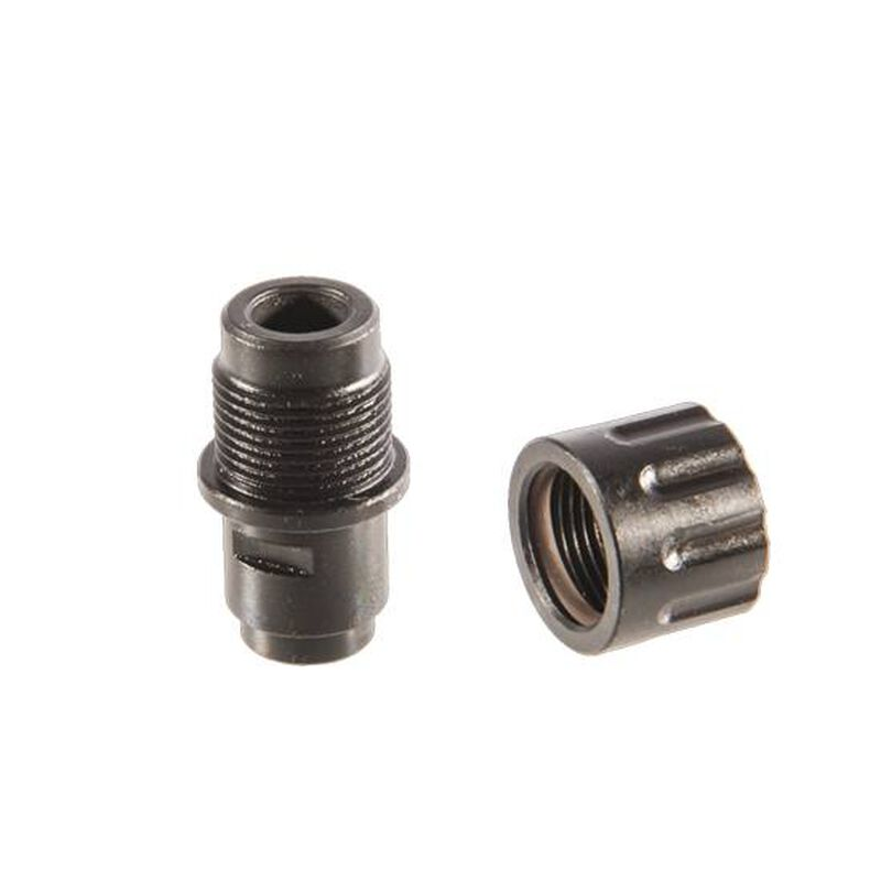 SilencerCo Thread Adapter Walther P-22 to 1/2-28 With Thread Protector AC5