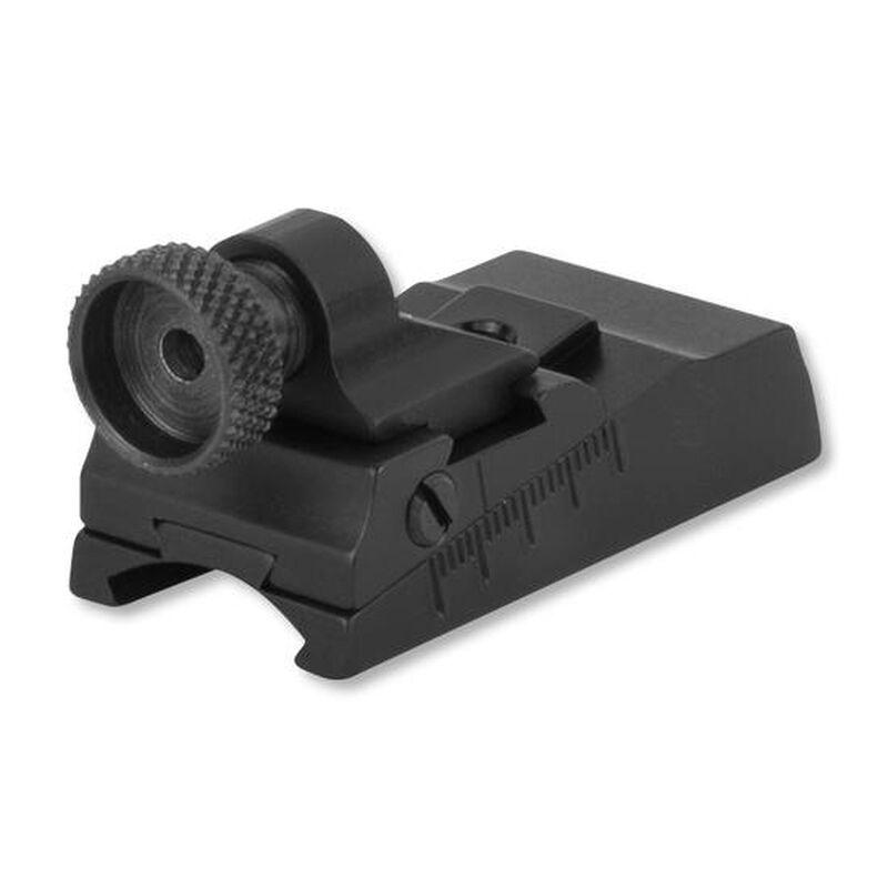 Williams WGRS-54 Peep Receiver Sight Aluminum Black 1481