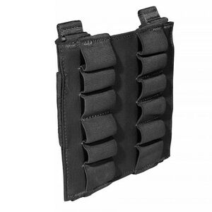 5.11 Tactical 12 Round Shotgun Pouch Nylon Black 56158