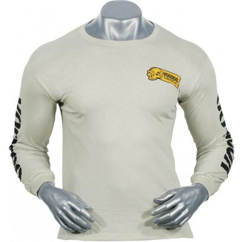 Voodoo Tactical Tactical Long Sleeve T-Shirt 3XL 100% Preshrunk Cotton Black 20-009401098