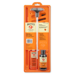 Hoppe's Pistol Cleaning Kit for 9mm/.38/.357 Handguns PCO38B