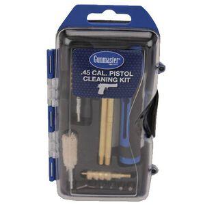 DAC GunMaster Pistol Cleaning Kit .44, .45 Caliber 14 Piece GM45P