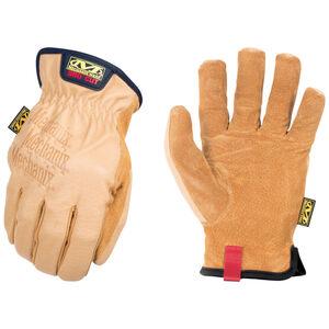 Mechanix Wear Durahide Driver F9-360 Leather Glove Tan Small