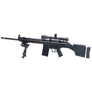 """PTR 91 MSG Semi Auto Rifle .308 Win 18"""" Barrel 20 Rounds Black"""