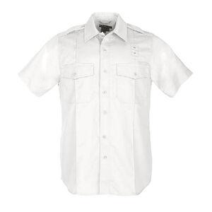 5.11 Tactical Women's PDU Class A Shirt Short Sleeve Twill 4XL Black 61158