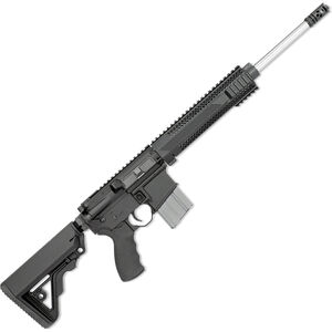 "Rock River LAR-15 ATH Carbine Advanced Tactical Hunter AR15 Semi Auto Rifle .223 Rem/5.56 NATO 18"" Barrel .223 Wylde Chamber 20 Rounds Half Quad Free Float Handgaurd Operator CAR Stock Black AR1560X"