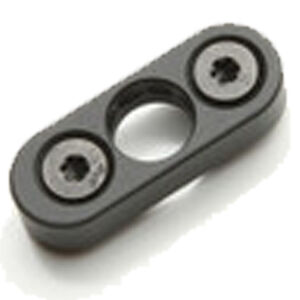 Noveske Rifleworks KeyMod Quick Detach Direct Attach Swivel Mount Aluminum Matte Black KM-QDSM