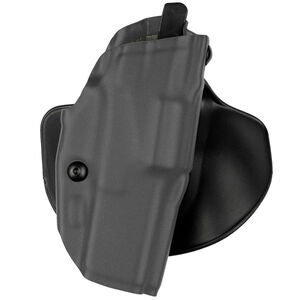 Safariland 6378 ALS Paddle Holster fits S&W M&P 9/40 Full Sized and Compact Right Hand STX Plain Finish Black