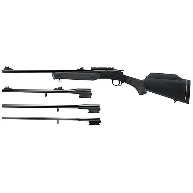 Rossi Pick 4 Youth Single Shot Rifle and Shotgun  22 LR  243 Win  410 Bore  and 20 Gauge 3