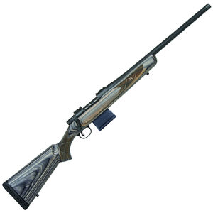 "Mossberg MVP Predator Bolt Action Rifle 6.5 Creedmoor 20"" Fluted Threaded Barrel 10 Rounds Laminate Stock Matte Blued"