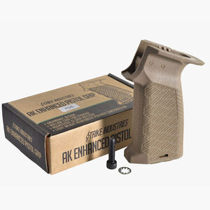 Strike Industries AK-47 Enhanced Pistol Grip FDE SI-AK-EPG-FDE