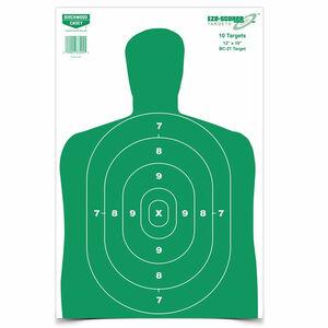 Birchwood Casey Eze-Scorer 12 X 18 BC-27 Green 100 Pack