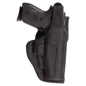 Bianchi #7120 AccuMold Defender SIG P220, P226 Duty Holster Right Hand Trilaminate Black 18782