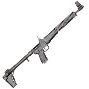 "Kel-Tec SUB-2000 G2 .40 S&W Semi Auto Rifle 16.25"" Barrel 10 Rounds M-LOK Compatible GLOCK 22 Mags Adjustable Stock Black"