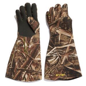 Hot Shot Gear Cyborg Neoprene Gauntlet Size X-Large Gloves Realtree Max-5