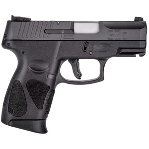 "Taurus G2C Semi Auto Pistol .40 S&W 3.2"" Barrel 10 Rounds 3 Dot Sights Polymer Frame Black"
