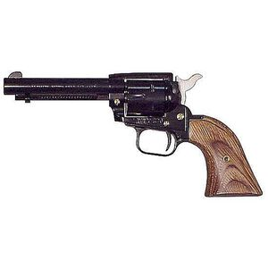 "Heritage Big Bore Rough Rider Revolver .45 Colt 5.5"" Barrel 6 Rounds Cocobolo Grips Blued Finish RR45B5"