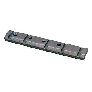 CVA Z2 Alloy Scope Rail Base Matte Silver DS102S