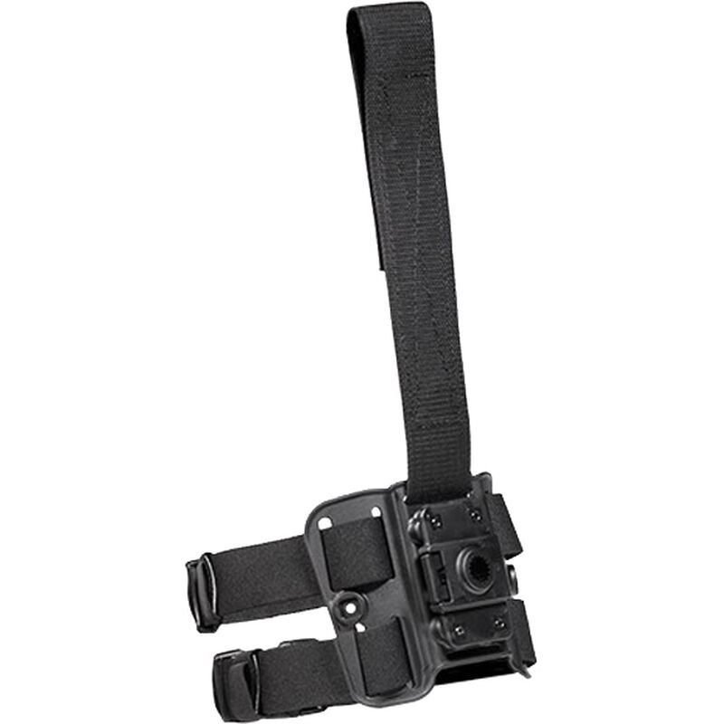 Alien Gear ShapeShift Drop Leg Carry Expansion Pack Ambidextrous Polymer Hardware with Synthetic Straps Black