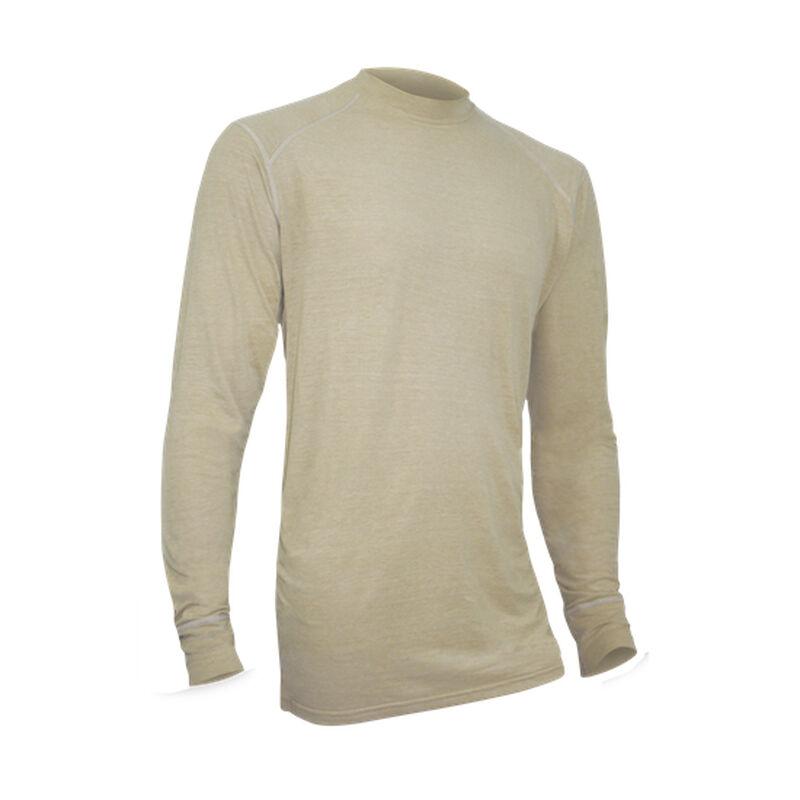 XGO FR Phase 1 Men's Long Sleeve Shirt Modacrylic/FR Rayon Blend Large Desert Sand