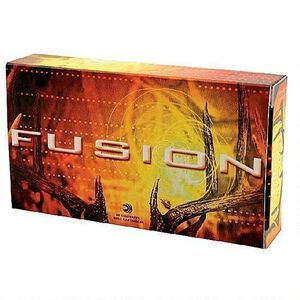 Federal Fusion 6.5 Creedmoor Ammunition 20 Rounds 140 Grain Bonded Fusion Soft Point 2750fps