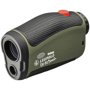 Leupold RX-Fulldraw 3 with DNA Laser Rangefinder 6x Magnification 3 Reticles 1300 Yard Max Range Armor Coated Green