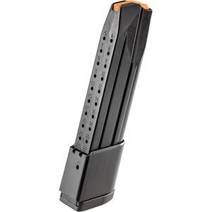 FN 509 Pistol Magazine 9mm Luger 24 Rounds Steel Black