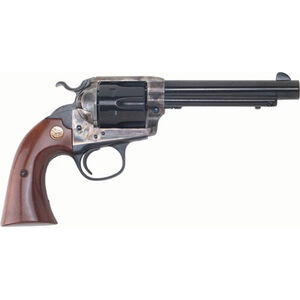 "Cimarron Firearms Bisley Model 1896 Special Target .44-40 Win Single Action Revolver 6 Rounds 5.5"" Barrel Walnut Grips Color Case Hardened/Blued Finish"