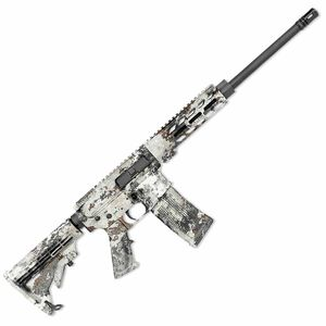 "Rock River Arms LAR-15 Alpine RRAGE Carbine AR-15 5.56 Semi Auto Rifle 16"" Barrel 30 Round Magazine Veil Alpine Camo DS1850A"